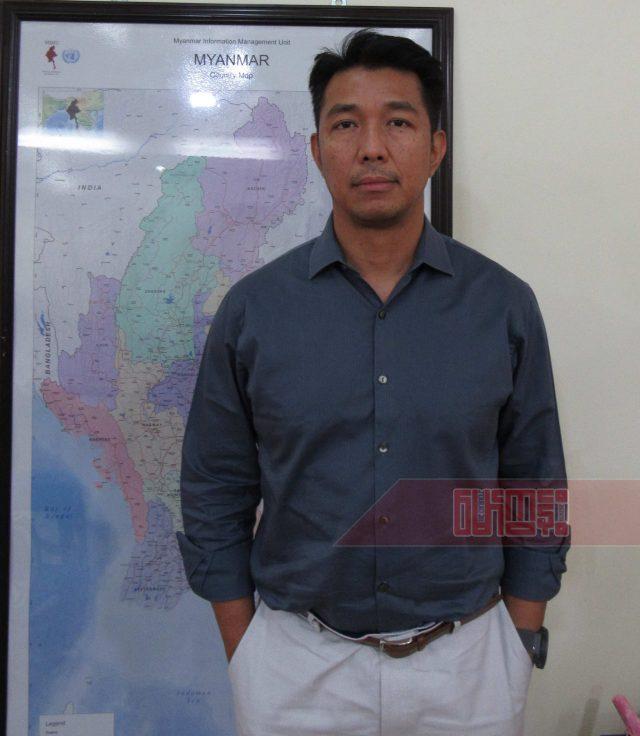 Dr. Min Zaw Oo